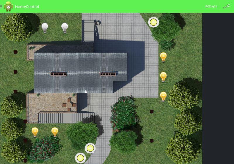 System automatyki budynkowo-ogrodowej Matadi